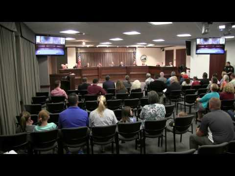 8 1 17 BUNCOMBE COUNTY COMMISSIONERS MEETING