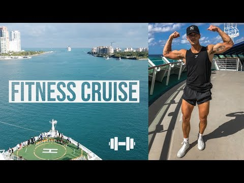 Bahamas Fitness Cruise | WOD On The Waves 2019 (Part 1)