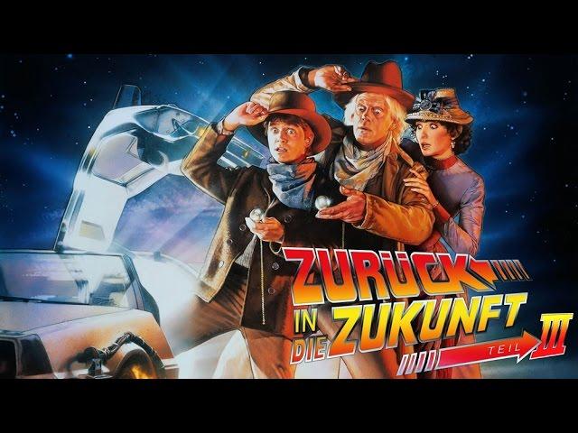 Zurück in die Zukunft 3 - Trailer SD deutsch