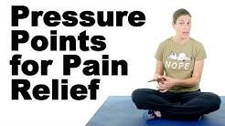 hqdefault - Acupressure Upper Back Pain Points