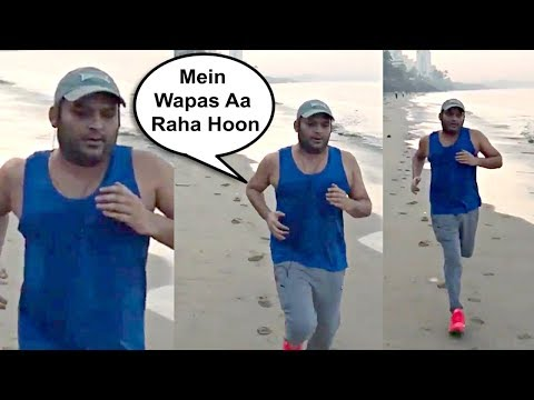 Kapil Sharma Working Out On Beach To Get Back In Shape for His Comeback