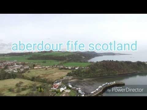 Aberdour fife scotland