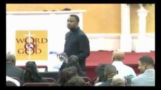 Sr. Pastor Eric W. Davis: Restoring God