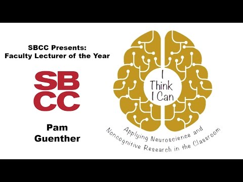 SBCC Faculty Lecture - Pam Guenther
