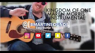 Kingdom of One (For The Throne (Music Inspired by Game of Thrones) Maren Morris INSTRUMENTAL