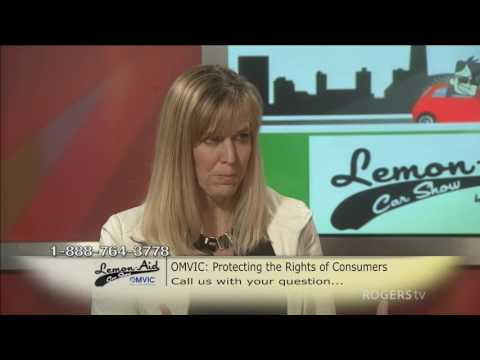 Protecting the Rights of Consumers - Lemon-Aid Car Show/OMVIC