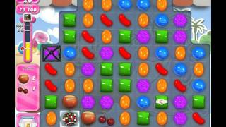 Candy Crush Saga Level 1639 (No booster, 3 Stars)