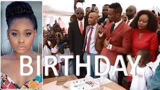 Kitu amefanya Diamond kwenye Birthday ya Jokate