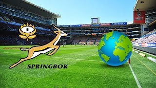 Rugby Challenge 2 - South Africa vs World XV