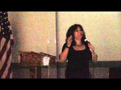 Kris Anne Hall - The Disarmament of America - Webster, TX - June, 9 2014