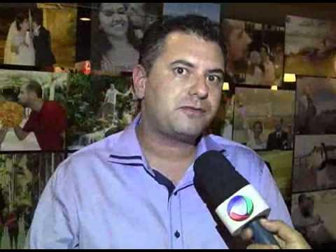 Mostra fotografica de casamento reais do Picarelli Jr no frans café Campo Grande