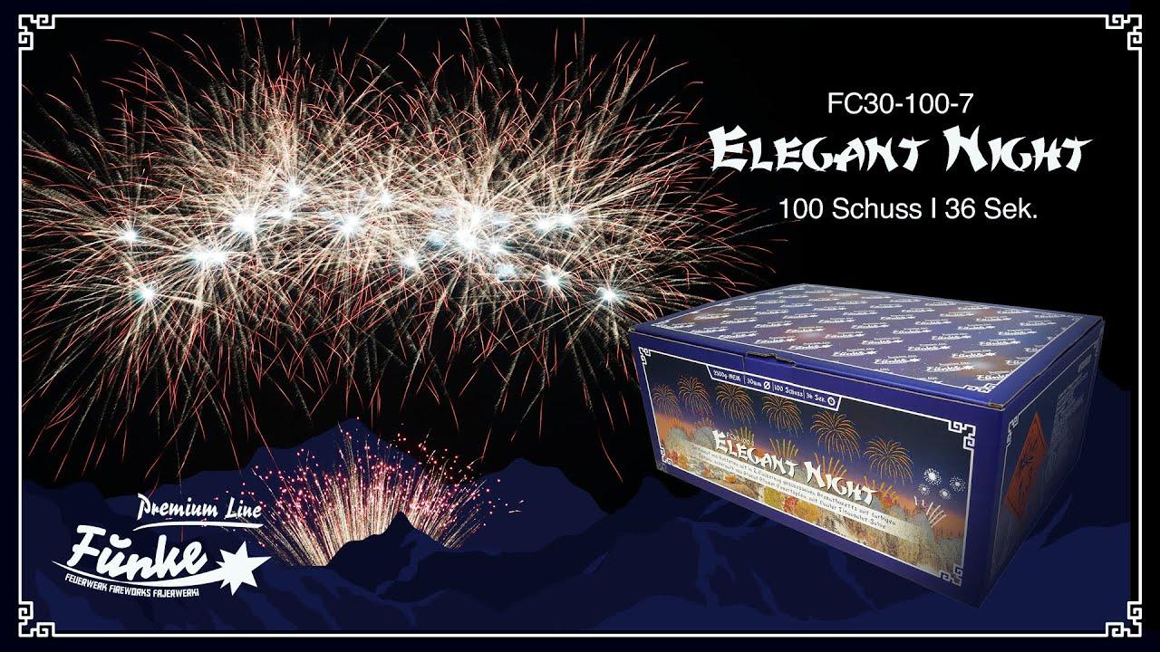 """Elegant Night"" - 100sh 30mm Cakebox Assortment [Batch 2020]"