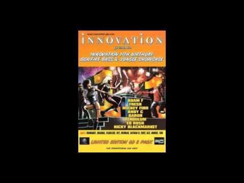 innovation 11th b day 2005 dj adam f