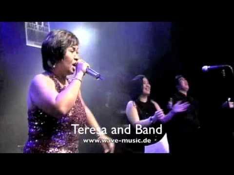 Teresa And Band - Never Never