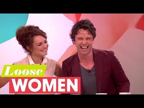 Kara Tointon & Leon Ockenden On Working With Family  Loose Women