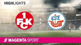 Gambar cover 1. FC Kaiserslautern - Hansa Rostock   Spieltag 16, 19/20   MAGENTA SPORT