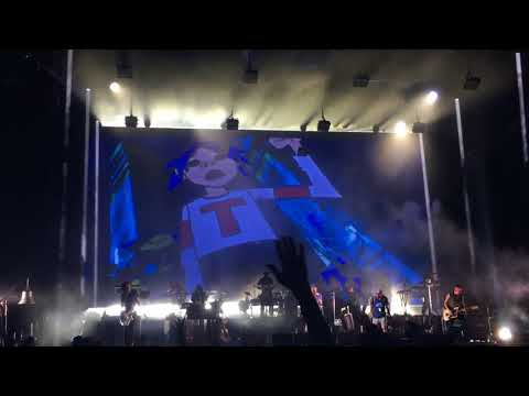 Gorillaz Live - Clint Eastwood - Music Meadows Festival - Queens NY 9/16/17