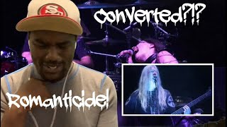 Black guitarist reacts to NIGHTWISH - Romanticide (First REACTION)