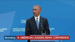 Obama: Prayers Are With People of Turkey After Attack