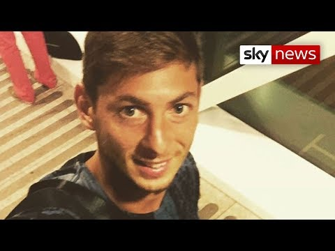 BREAKING NEWS: Plane carrying Emiliano Sala found