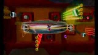 Super Mario Galaxy - Green Star - Battlerock Galaxy