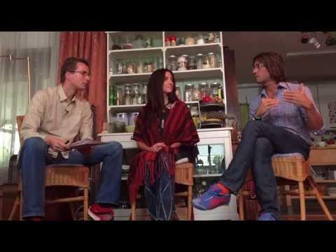 """The Plantpower Way"" - an interview with Rich Roll & Julie Piatt (SriMati)"