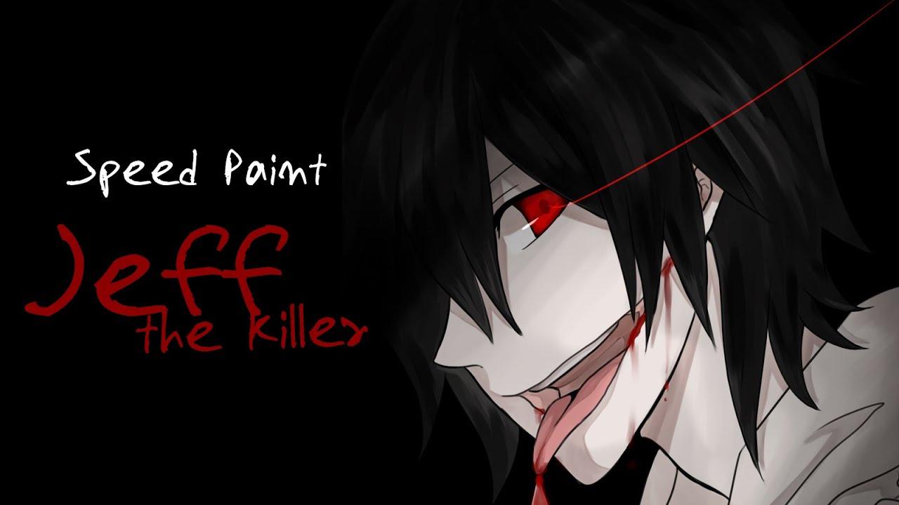 SpeedPaintJeff The Killer