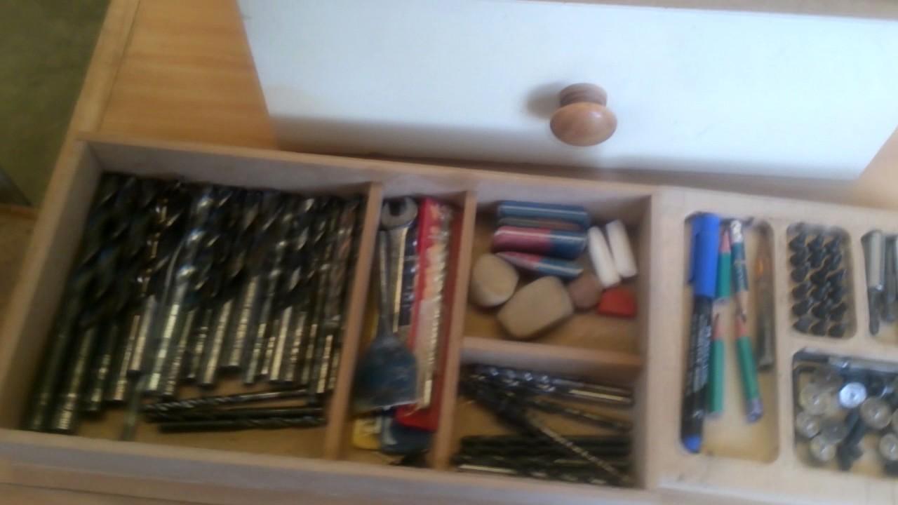 Caja organizador de herramientas youtube - Cajas de erramientas ...