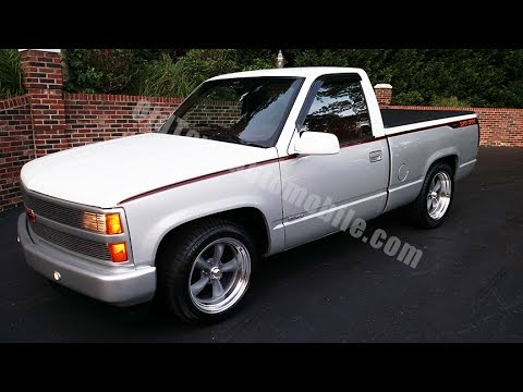 1992 Chevy Truck C1500 SS for sale Old Town Automobile in ...