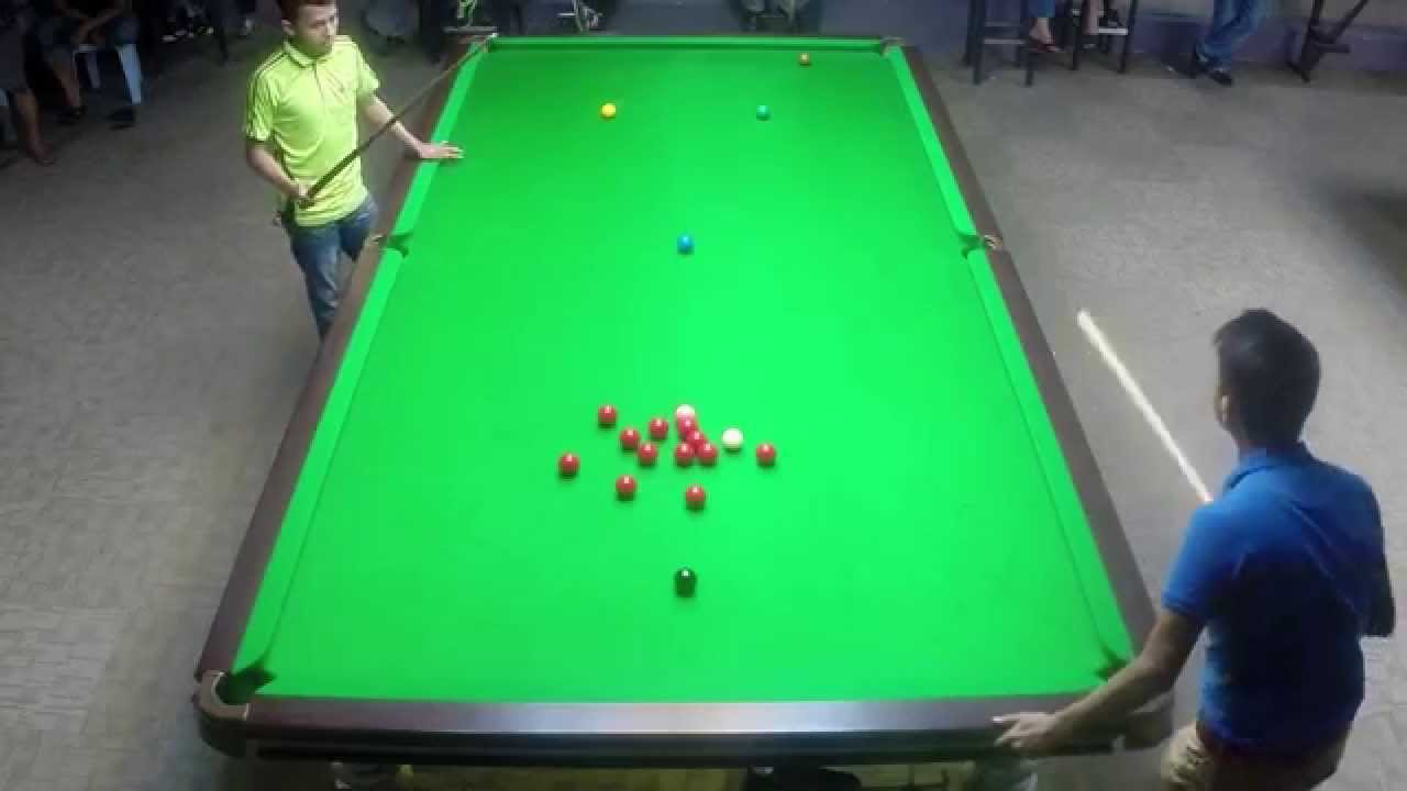 Not absolutely Amateur snooker tournaments dare