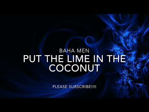 baha-men---put-the-lime-in-the-coconut