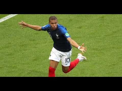Mbappé GOLAZO ⚽ FRANCE 4-1 CROATIA 🇫🇷 🇭🇷 WC2018 FINA