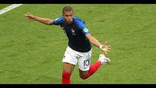 Mbappé GOLAZO ⚽ FRANCE 4-1 CROATIA 🇫🇷 🇭🇷 WC2018 FINA
