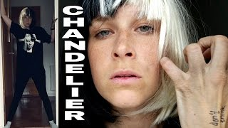 CHANDELIER DANCE FOR NONE DANCERS (Sia)
