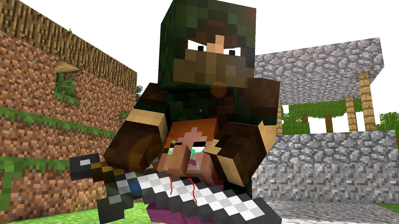 Villager Life - Craftronix Minecraft Animation - YouTube