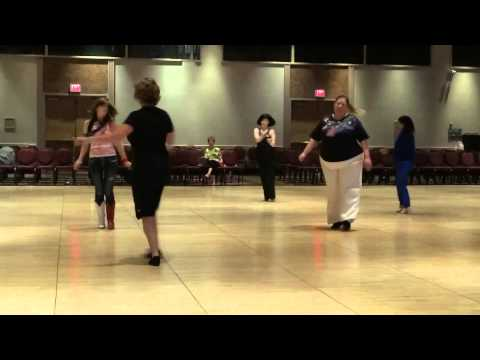 Coming Unplugged Line Dance