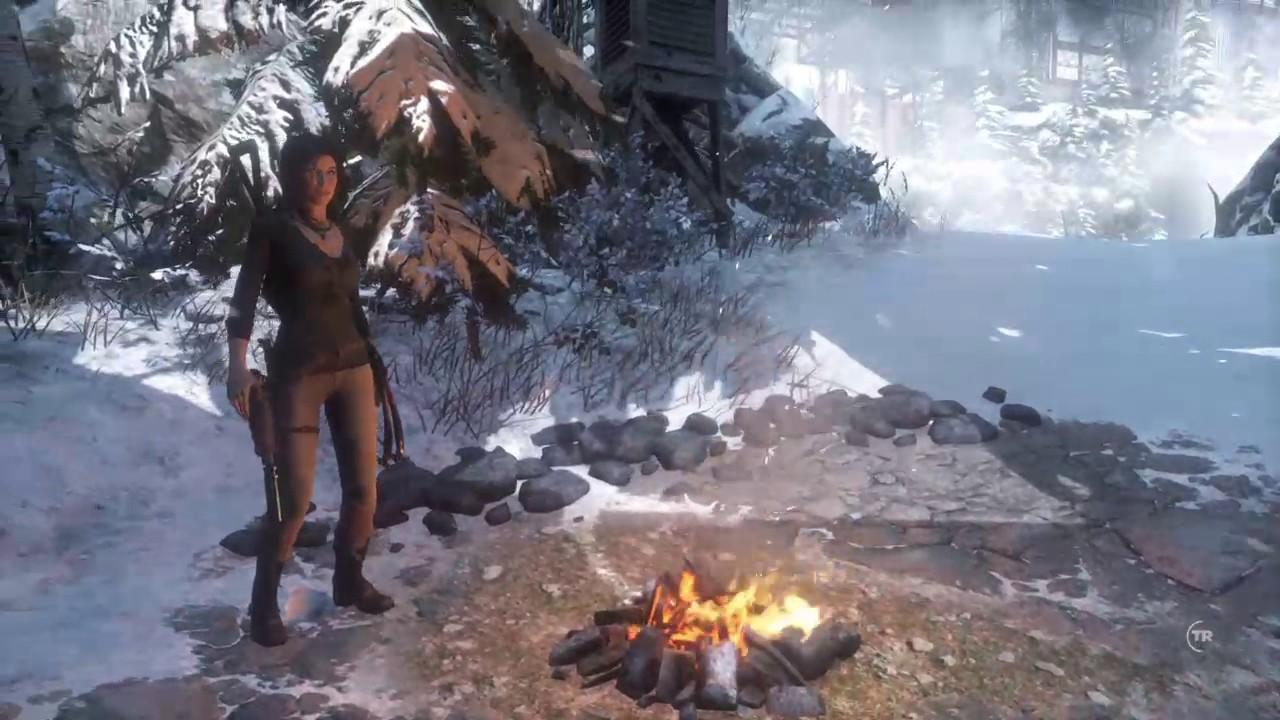 Rise of the Tomb Raider - Jonah retten - Part 18