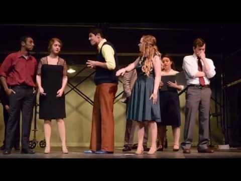 The Masque of La Salle University Presents: Curtains!