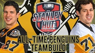 "NHL 18 Stanley HUT Playoffs! ""All-time Pittsburgh Penguins"" Team Build"
