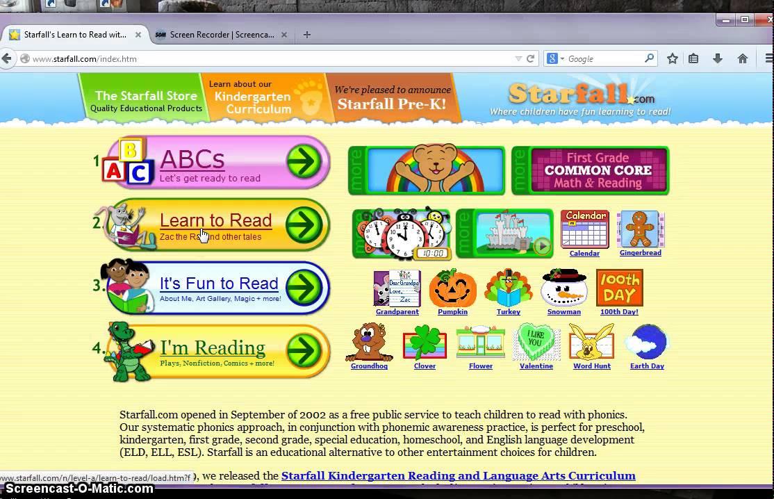 Image Gallery Starfall Clocks