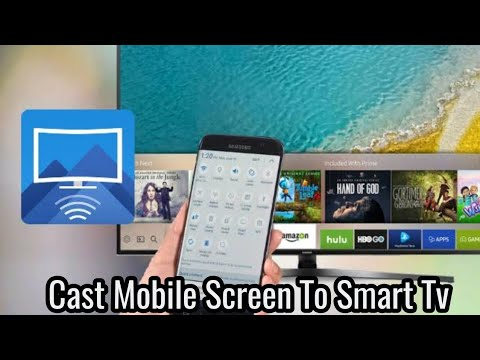 How To Cast Mobile Screen To Iffalcon Smart Tv | Iffalcon 55 Inch K2A Smart Tv