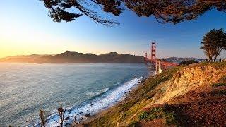 #799. Сан-Франциско (США) (супер видео)(Самые красивые и большие города мира. Лучшие достопримечательности крупнейших мегаполисов. Великолепные..., 2014-07-03T16:05:13.000Z)