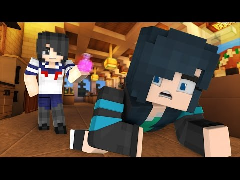 Yandere High School - YANDERE BETRAYS ME?! [S2: Ep.2 Minecraft Roleplay]