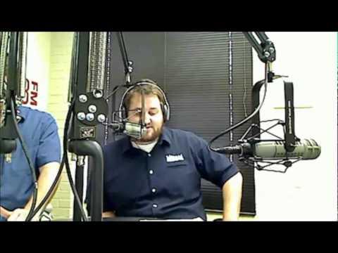 Louisiana Culinary Institute on the BiteandBooze.com Radio Show