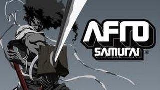 Analise Afro Samurai