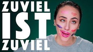 Wieviele Lipglosse und Lippenstifte sind in der Make up Sammlung von Hatice Schmidt???