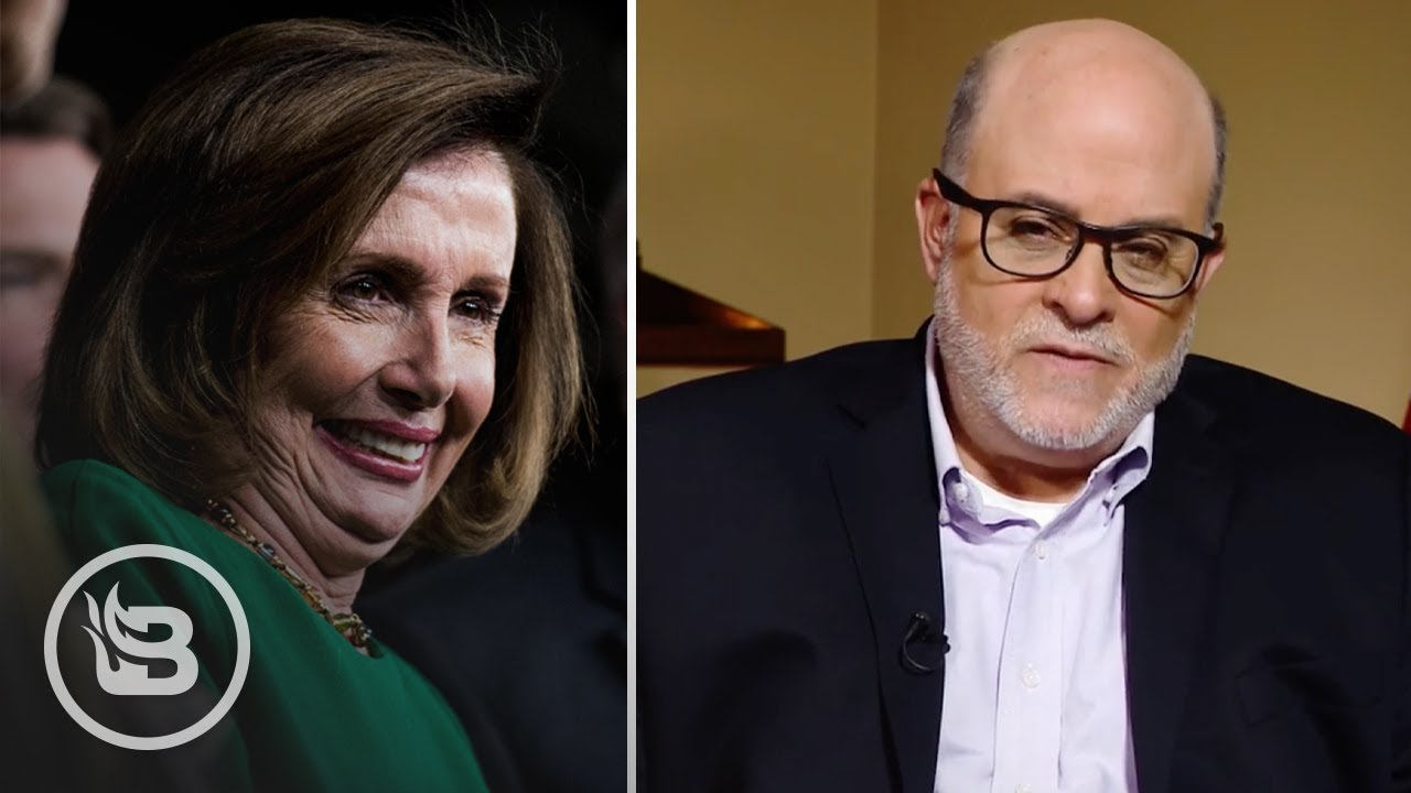 Levin: Nasty Pelosi DOUBLES DOWN On Shameful Speech Against Republicans
