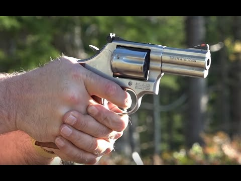 Smith & Wesson 686+ 3 inch .357 Magnum Revolver