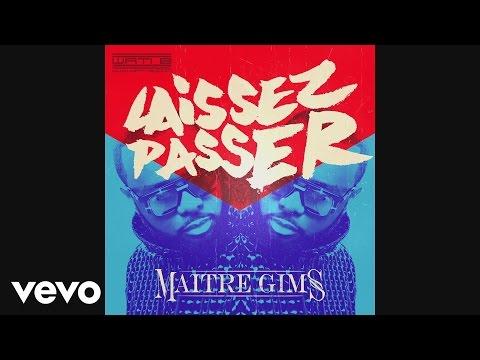 Maître Gims - Laissez passer (pilule bleue) (Audio)