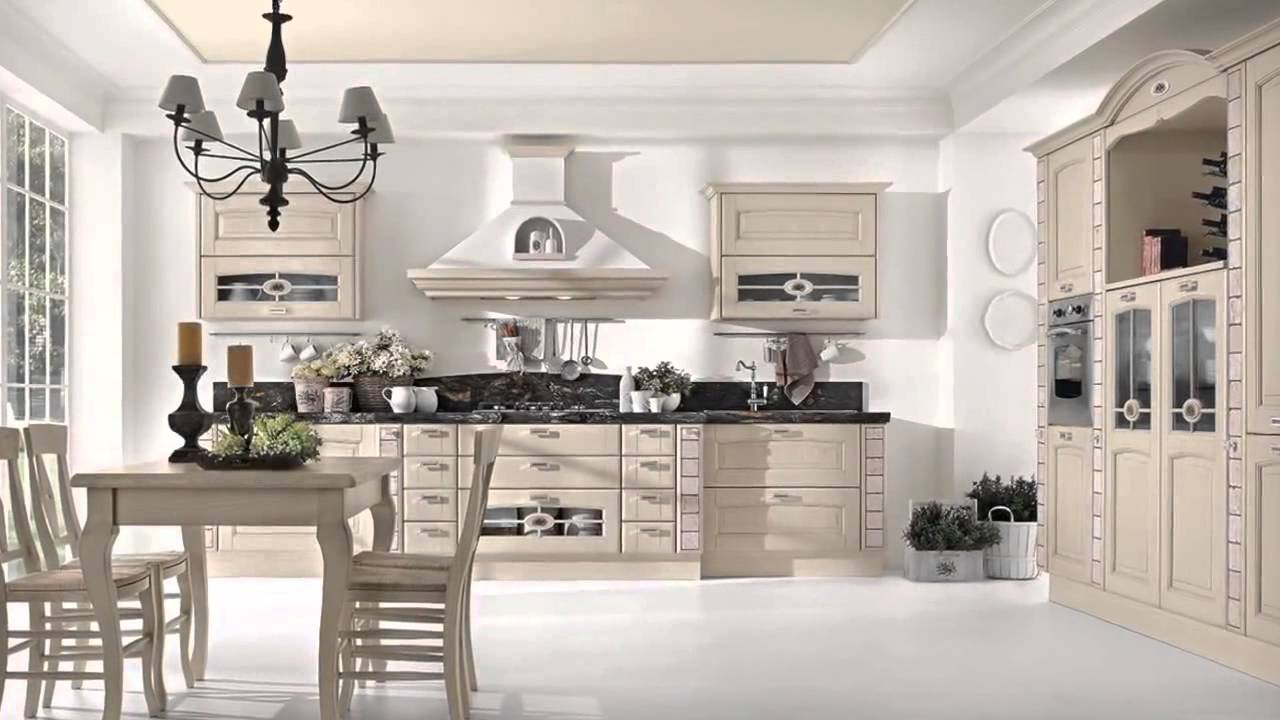 Veronica cucine lube youtube - Cucine shabby chic ...